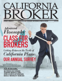 California Broker - July 2015