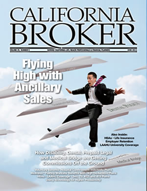 June 2011 California Broker