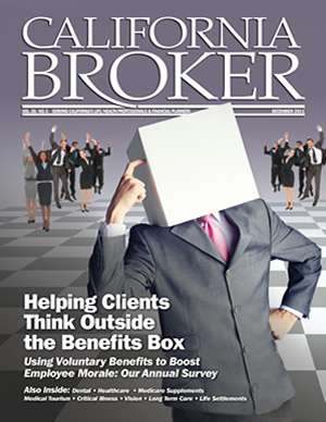 December 2011 California Broker Back Issue