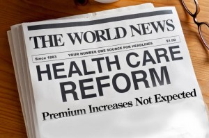ACA Not Expected to Cause a Widespread Increase in Individual Premiums