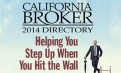 "<h3><span style=""color: #999999;""><i>CA Broker 2014 Directory<br /></i></span>General Agents Listing</h3>"