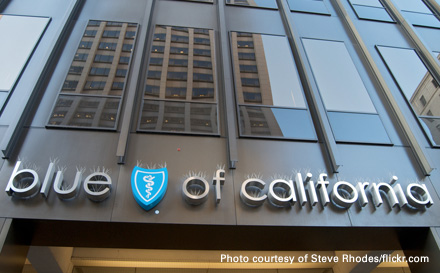 Blue Shield Of California Under Pressure