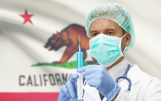 California's Uninsured Rate Plummets