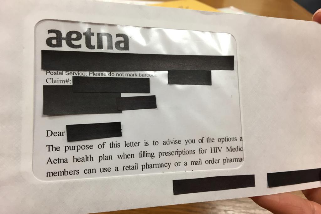 2017 12 08-e gordon-aetna aids privacy violation mailing settlem
