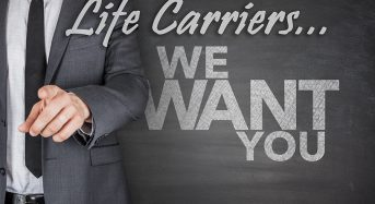 We Want You Life Carriers!