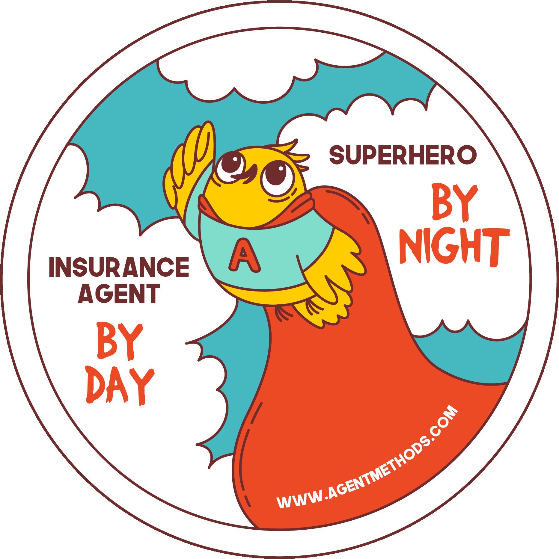 Insurance Agents are Superhereos | California Broker Magazine