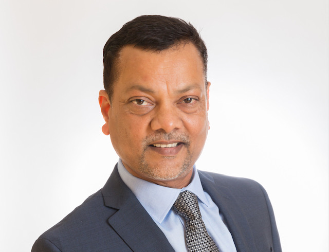 Shrivastava headshot for CA Broker