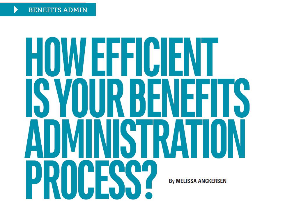 benefits admin