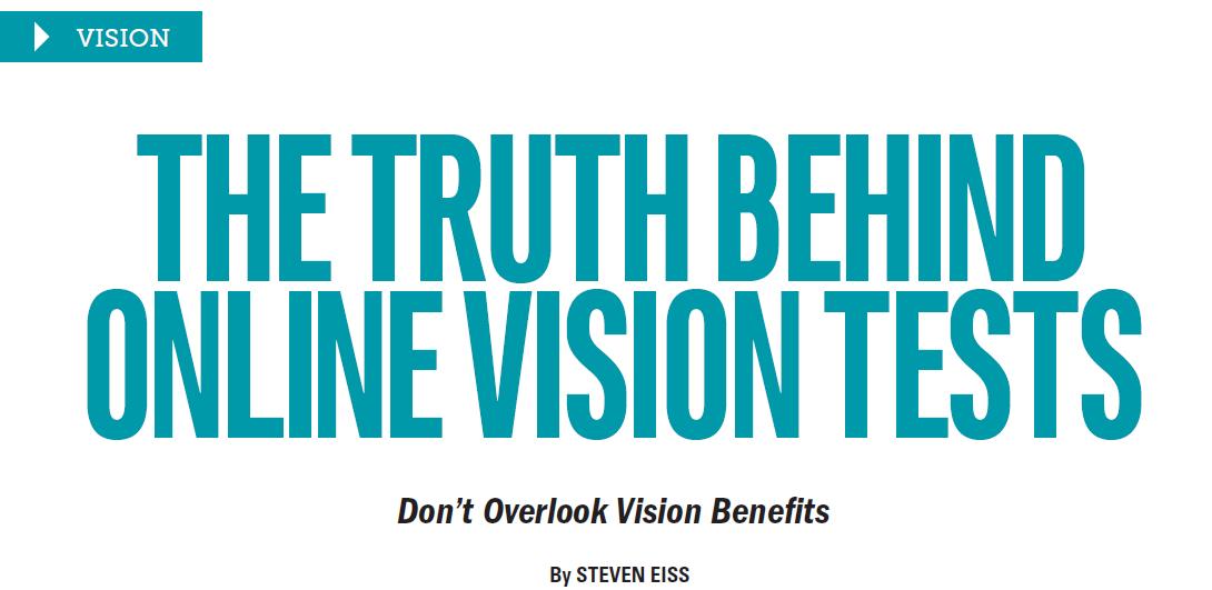 online vision tests